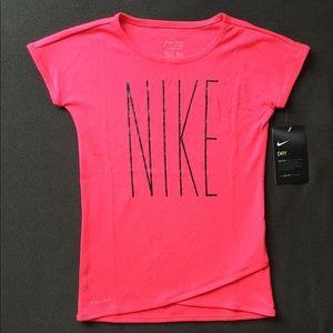 NIKE Girl Pink Tee | 4T NWT